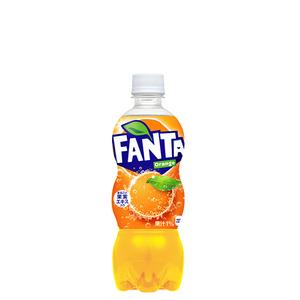 ファンタオレンジ 500ml 24本 (24本×1ケース) PET ペットボトル フレーバー 炭酸飲料 安心のメーカー直送 コカコーラ社【送料無料】