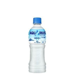 アクエリアスゼロ 500ml 24本 (24本×1ケース) PET ペットボトル スポーツドリンク イオン飲料 Aquarius zero【送料無料】