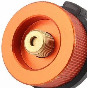 2個セット・ガスアダプター カセット コンロ 変換 アウトドア キャンプ バーベキュー CB缶 OD缶 ガス ボンベ バーナー