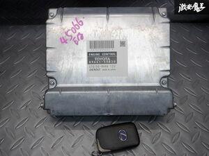with guarantee Lexus original UVF45 LS600 H24 year engine computer - smart key 89661-50B30 immediate payment