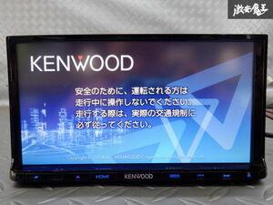 保証付 KENWOOD ケンウッド メモリーナビ MDV-L301 地図データ 2013年 CD再生 ワンセグ カーナビ