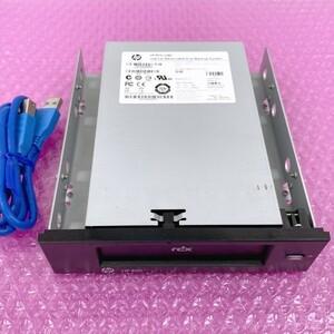 @AE337 鯖祭り 秋葉原万世鯖本舗 HPE ProLiant 5インチベイ内蔵用 RDX USB3ドライブ 正常動作品 P/N:695143-001