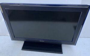 ジャンク品・SONY ソニー 液晶テレビ KDL-26J5 26V型TV ブラビア 2画面表示 地デジ 部品取り BRAVIA 09年製