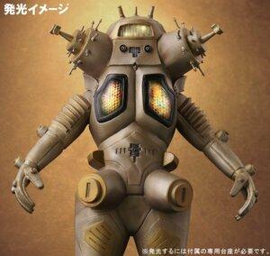 ウルトラマン怪獣/キングジョー 3期発光ver/ソフビ/フィギュア/エクスプラス/X-PLUS 少年リック限定