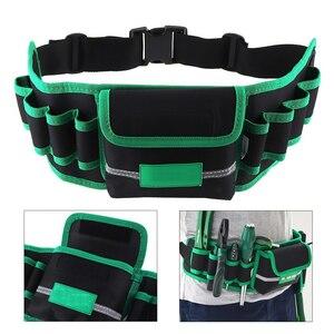 新品 工具収納 ツールウエストポーチ 防水 工具入れ 工具 道具箱 収納 工具差し 道具袋 工具腰袋 ツールポーチ ツールホルダー 修理 DIY