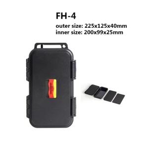送料無料 新品 ツールケース 小型 ハードケース ツールボックス 22.5×12.5㎝ スポンジ付き 衝撃吸収 保護 工具 カメラ 機器 機材 収納
