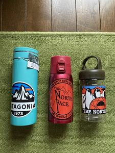 新品 ボトル 3本セット バラ売り不可 アウトドア 水筒 軽量 持ち運びに便利 ステンレスボトル ステンレスマグボトル