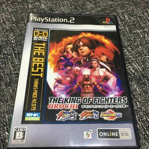 【PS2】 THE KING OF FIGHTERS -オロチ編- [NEOGEOオンラインコレクション THE BEST]