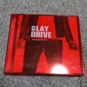 GLAY ベスト DRIVE ~GLAY complete BEST~ 全24曲収録 CD2枚組 グレイ