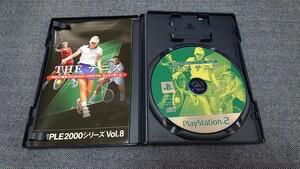 ★PS2★プレーステーション2★ソフト/THE テニス