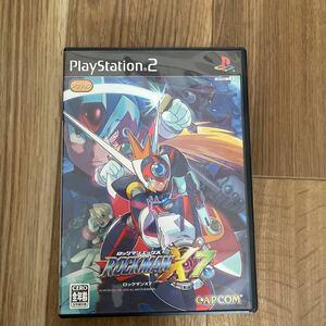 【PS2】 ロックマン X7