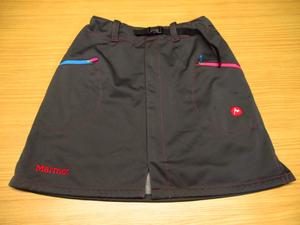 Marmot マーモット ジェット バリア スカート Sサイズ ブラック レデイーズ MJP-F0532W 管理Y825F