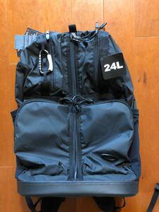 オークリー essential bd pack m 4.0 16500円 OAKLEY 24L エッセンシャル ノースフェイス