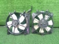 フィット DBA-GD1 電動ファン NH624P 065000-3070T6710 38616-PWA-J01