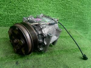 フリード DBA-GB3 GB4 エアコンコンプレッサー PB81P HSK-70 38810-RK8-006