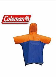 Coleman キッズトレック レインポンチョ