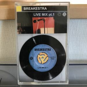 【Live Mix】Breakestra LIVE MIX vol.1(TAPE)