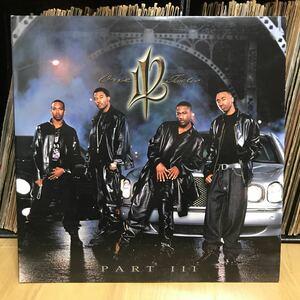 PART III / 112 LPレコード 2001年 R&B P.DIDDYプロデュース