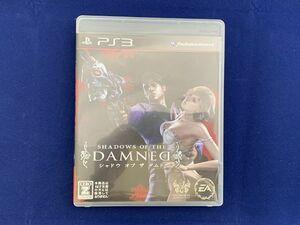 PS3 プレステ3 PlayStation3 プレイステーション3 シャドゥオブザダムド EZ 説明書