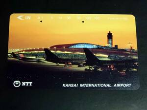 関西国際空港 【使用済】の商品画像