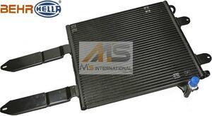【M's】VW ポロ(6N/6K) ルポ(6X) BEHR_HELLA製 エアコン コンデンサー//純正OEM ACコンデンサー POLO LUPO 6X0-820-413A 6X0-820-411A