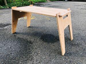 アウトドア パネルテーブル