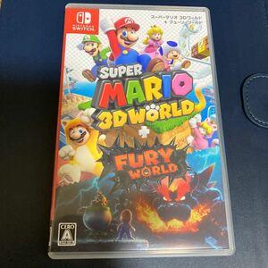 スーパーマリオ3Dワールド+フューリーワールド Nintendo Switch