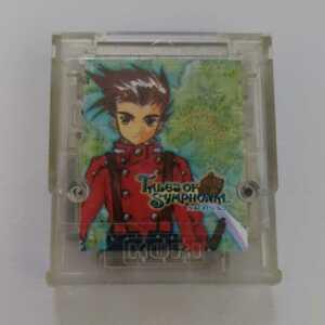 テイルズ オブ シンフォニア メモリーカード ゲームキューブ 251ブロック