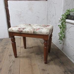 イギリス アンティーク 家具 スツール 椅子 チェア 木製 オーク OTHERCHAIR 4187d