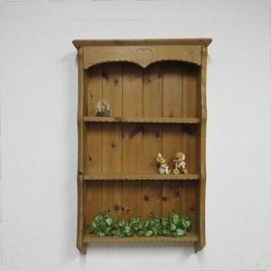 イギリス ビンテージ 家具 SALE セール ウォールシェルフ スパイスラック シェルフ 飾り棚 木製 英国 OTHERFUNITURE 6824b 特価
