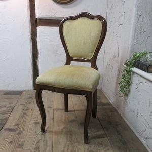 イギリス アンティーク 家具 ダイニングチェア 椅子 イス 木製 英国 DININGCHAIR 4194d