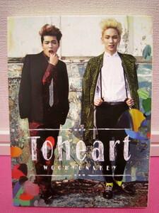 K-POP♪ Toheart (Infinite ウヒョン & SHINee キー) 1stミニアルバム 韓国盤CD+フォトブック/ディスク良好!廃盤品!