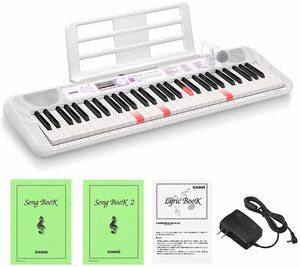 新品 カシオ(CASIO) 光ナビゲーションキーボード LK-315 61鍵盤 鍵盤が光る 初心者でも簡単 指1本でも弾ける 人気の120曲内蔵