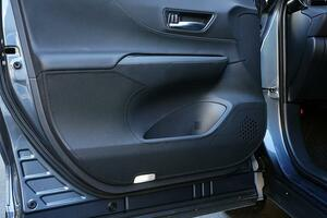 TOM'S トムス トヨタ 80系 ハリアー ドアキックプロテクター ドア傷つき防止 インテリア 2020/6~ AXUH8# MXUH8# 全グレード