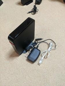 BUFFALO バッファロー WHR-1166DHP&WHR-300HP2 Wi-Fiルーター 無線LANルーター 2台セット
