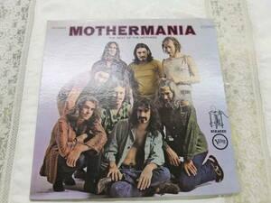 ★レコード★美品★フランク・ザッパ&マザーズ/MOTHERMANIA THE BEST OF THE MOTHERS OF INVENTION V6-5068X  Frank Zappa