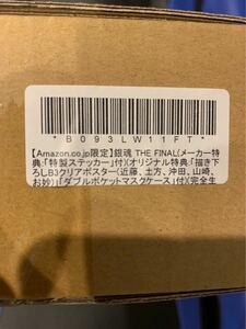 銀魂 THE FINAL Blu-ray Amazon限定特典つき