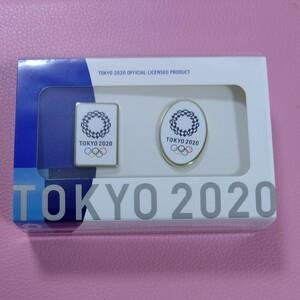 東京オリンピック ピンバッジ 2種