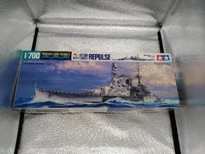 プラモデル タミヤ 1/700 イギリス海軍 巡洋戦艦 レパルス ウォーターラインシリーズ [31617]
