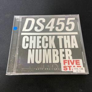 CDアルバム レンタル落ち DS455 CHECK THA NUMBER