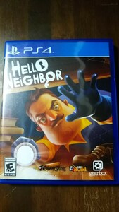 【PS4】 Hello Neighbor [輸入版:北米] ハローネイバー中古品