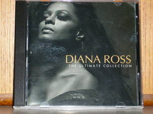 『 DIANA ROSS / THE ULTIMATE COLLECTION 』