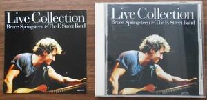 ブルース・スプリングスティーン LIVE COLLECTION Bruce Springsteen  CD