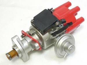 L型エンジン フルトラデスビ 検索)240Z S30Z DATSUN ハコスカ ケンメリ ジャパン セドリック ローレル HR30 旧車 L型 レストア N.582