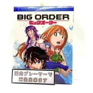 【送料無料】 新品 ビッグオーダー Blu-ray 北米版ブルーレイ