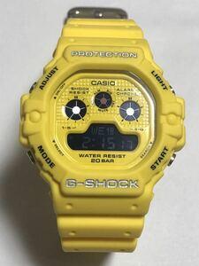 G-SHOCK カシオ 腕時計 美品 クレイジーカラー DW-5900RS-9JF
