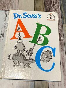 ドクタースース 絵本 英語 児童書 ABC