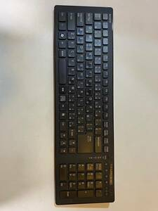 ☆ ソニーSONY ワイヤレスキーボードVGP-WKB11  ブラック VAIO