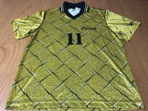 サッカーユニフォーム USA製 ボアソルチ L 良デザイン 年代物 21-0814-10