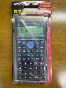 (未使用)関数電卓 CASIO カシオ